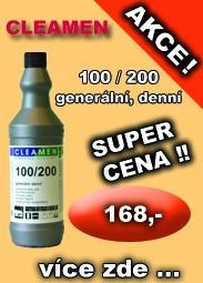 CLEAMEN 100/200 generální,univerzální čistící prostředek 1 L