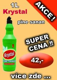 Krystal PINE SANAN 1L