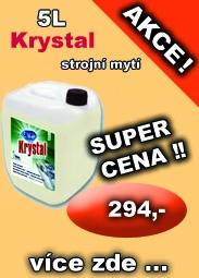 KRYSTAL strojn myt ndob 5L