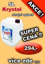 KRYSTAL strojní oplach nádobí 5L