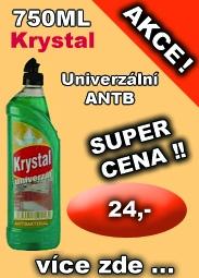 KRYSTAL univerzál ANTB,750 ml