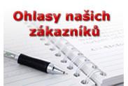Ohlasy našich zákazníků